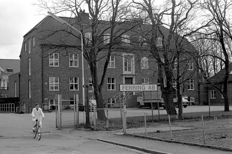 An early Ferring office building in Sweden